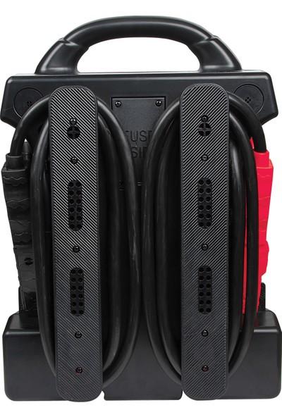 Gem Bt1224 Pro.Akü Takviye Cihazı 12-24 Volt-5000 Amper