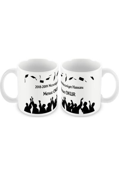 Acayip Hediyeler Kişiye Özel Mezuniyet Hatırası Kupa Bardak (7)
