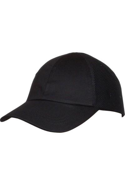 Shelter Darbe Emici Baret Şapka Siyah