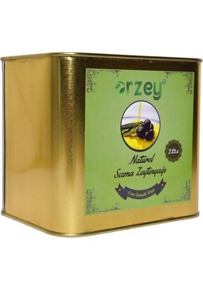 Orzey Naturel Sizma Zeyti̇nyaği 2 lt
