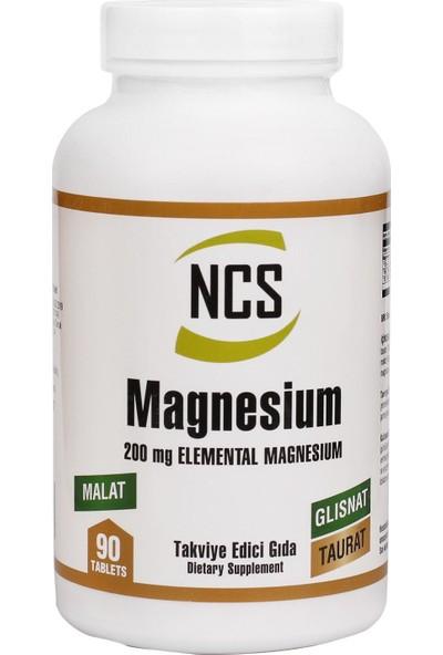 Ncs Magnesium Malat Glisinat Taurat 3 Kutu 270 Tablet
