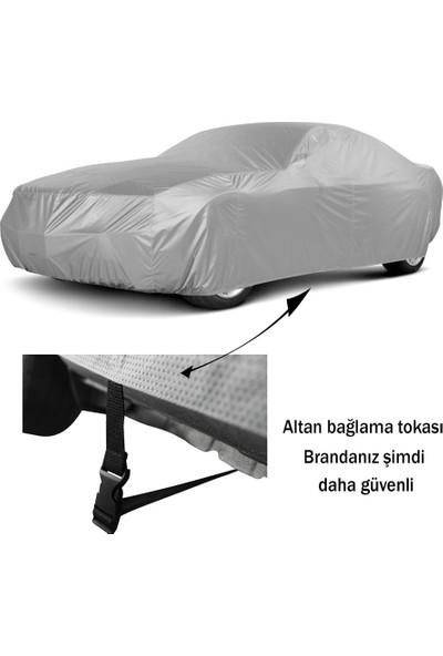 Autoen Skoda Karoq Oto Branda Waterproof Uv Korumalı Kumaş Kalitesi Bağlantı Aparatlı
