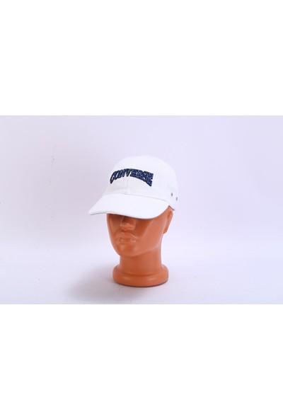 Converse 01-0SPK071-02 Beyaz Unisex Şapka