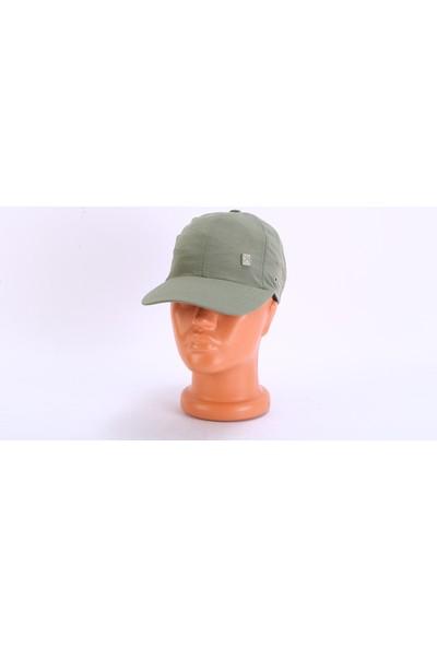 Converse 01-SPK110-B88 Olive Green Mi̇kro Fi̇ber Unisex Spor Şapka