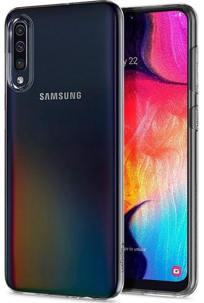 Spigen Samsung Galaxy A50s / A30s / A50 Kılıf Liquid Crystal Clear 4 Tarafı Tam Koruma - 611CS26200