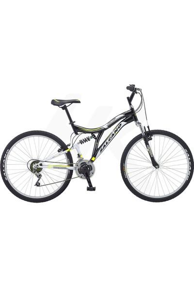 Salcano Hector 26 Jant V Bisiklet Siyah - Kırmızı