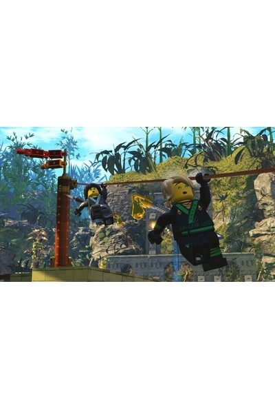 Wb Games Lego The Ninjago Movie Videogame Xbox One Oyun