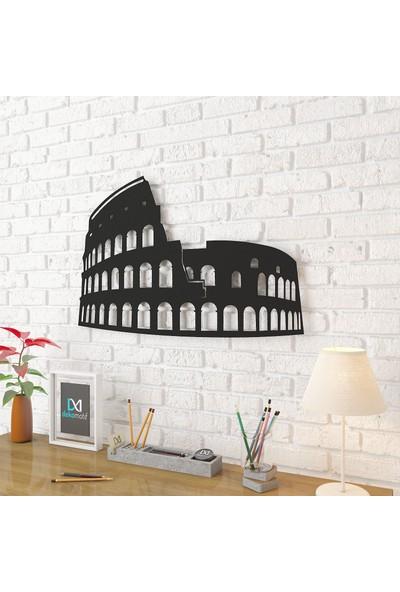 Dekomotif Kolezyum Metal Tablo Ev/ofis Dekorasyonu