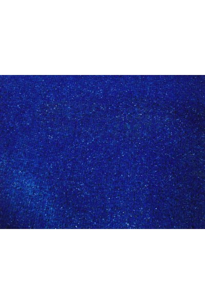 Nurteks Mavi Düz Çim Halı 7 mm