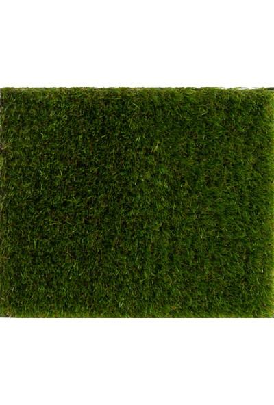 Nurteks Prestige 30 mm Yeşil Otlu Çim Halı