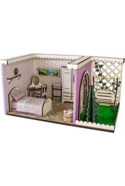 Hande's House Gece Lambası Yatak Odası