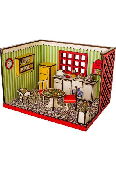 Hande's House Oyun Odası Mutfak