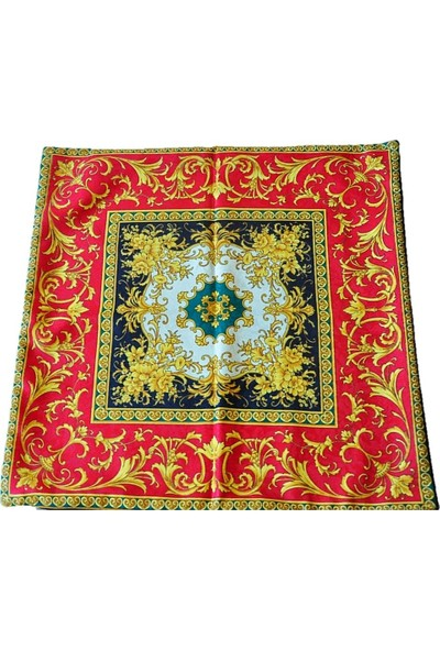 Ata Exclusive Fabrics Versage Serisi Klasik Desenli Özel Dekoratif Kırlent