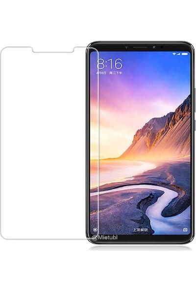Notebookuzman Xiaomi Mi Max 3 Ekran Koyuyucu Cam