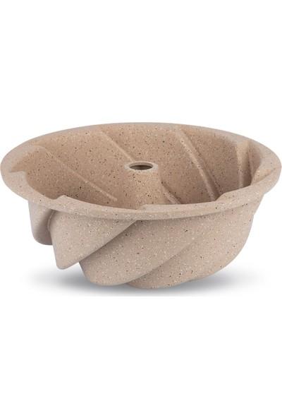 Thermoad Alüminyum Döküm Granit Kek Kalıbı Rüzgar Gülü / Vizon