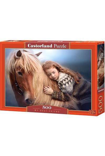 Castorland 500 Parça En İyi Arkadaşım Puzzle