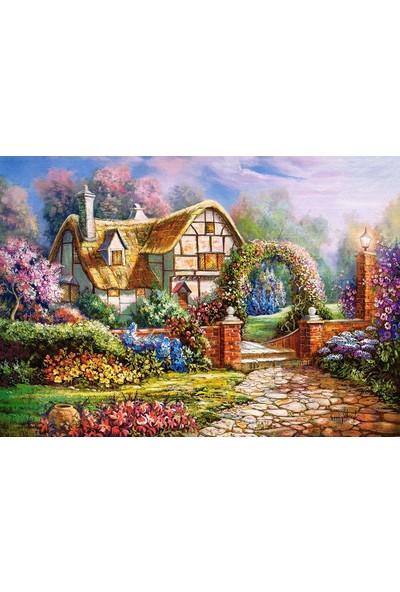Castorland Wiltshire Bahçeleri 500 Parça Puzzle