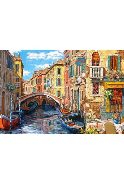 Castorland Venedik Yansılamaları Castorland 1000 Parça Puzzle