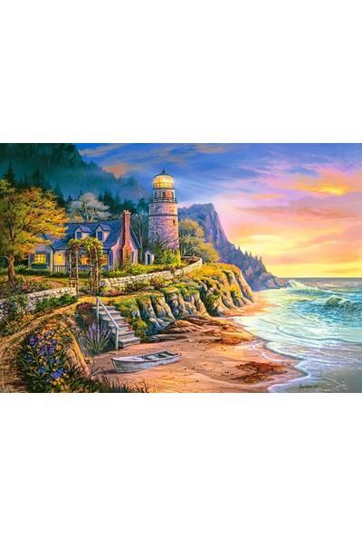 Castorland Deniz Feneri 1000 Parçalı Puzzle 104161