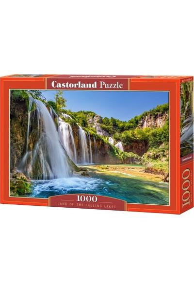 Castorland 1000 Parça Puzzle Land Of The Falling Lakes