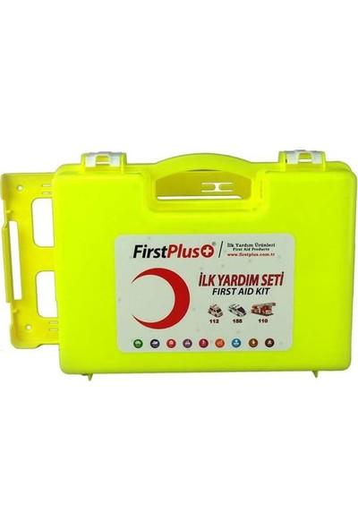 First Plus Eko İlk Yardım Çantası