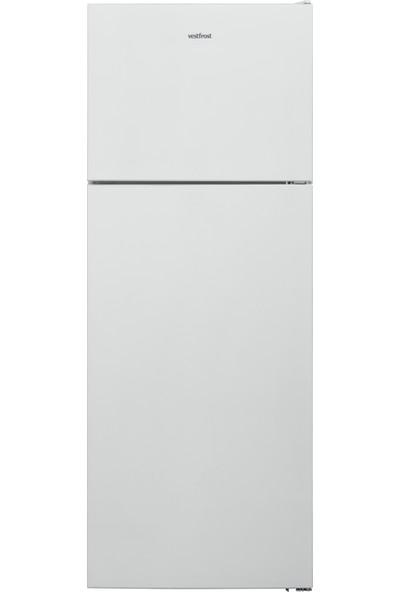 Vestfrost VF RF 4531 A+ 470 lt Statik Buzdolabı
