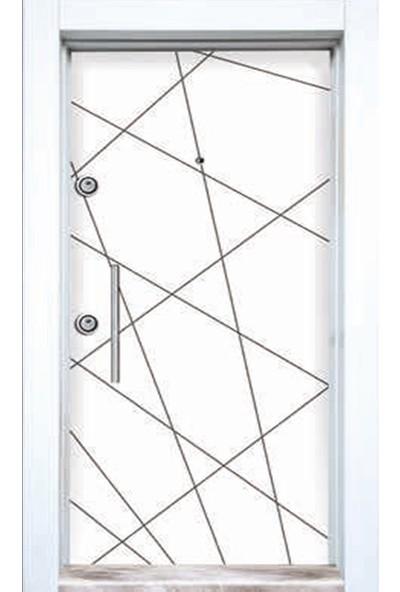 Uyum Kapı Lüks Çelik Kapı 1514