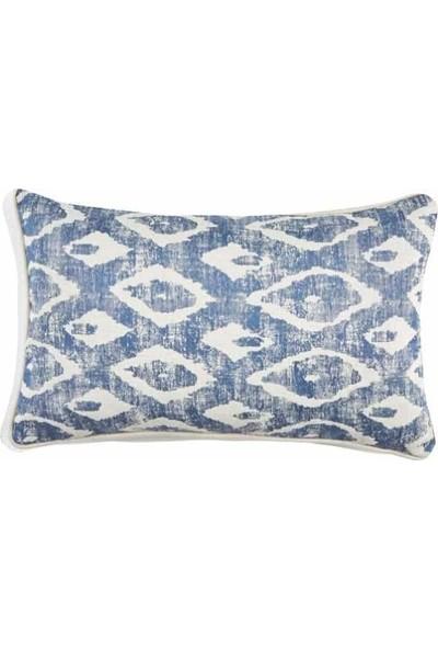 Buka Sofa Home Felicia Goo Mavi Dekoratif Kırlent