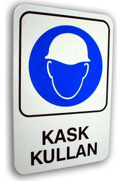 PassPano Pvc Foam Levha KASK KULAN 16 x 24 cm