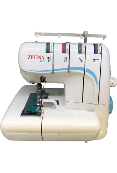 Zetina Z325 Ev Tipi 3-4 İplik Overlok Makinesi