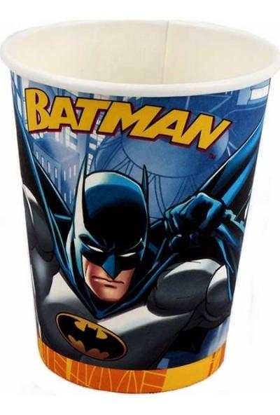 Karton Bardak Batman 8li̇