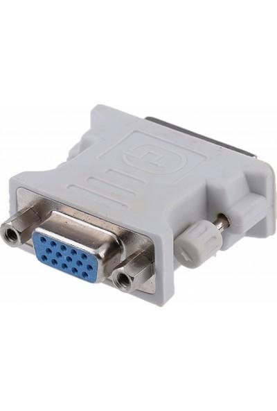 Concord C-555 DVI 24 + 5 To VGA Çevirici Adaptör