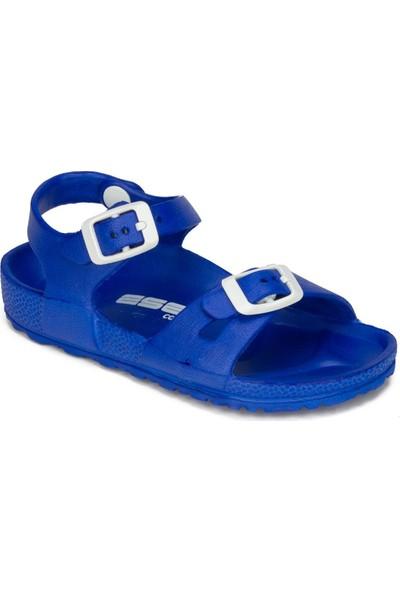 Esem Mavi Erkek Çocuk Sandalet