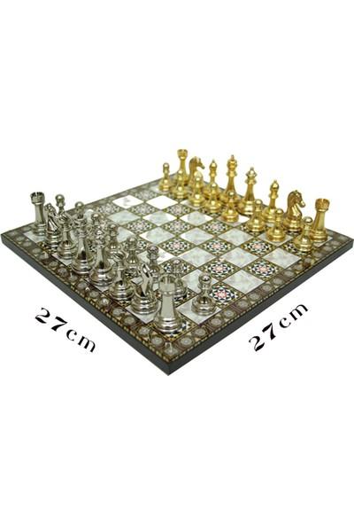 Satranç Seti Zamak 27 cm