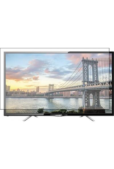 Nunamax Awox 3282St Uydu Alıcılı Uyumlu Tv Ekran Koruyucu