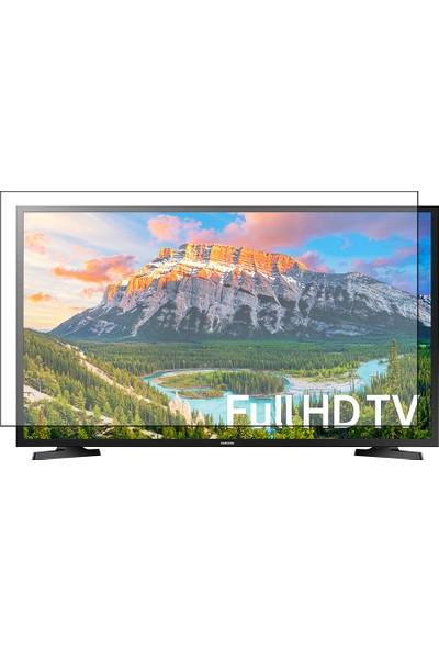 Nunamax Samsung 49N5300 Uyumlu Tv Ekran Koruyucu