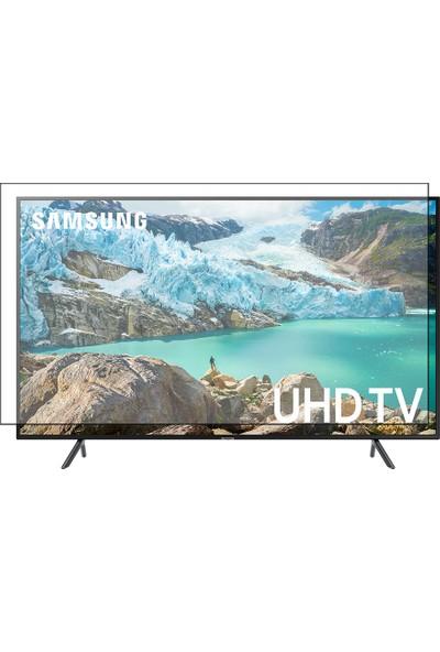 Nunamax Samsung 49Ru7100 Uyumlu Tv Ekran Koruyucu