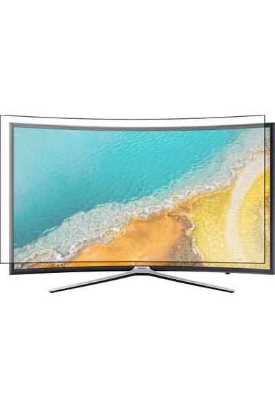 Nunamax Samsung 55K6500 Uyumlu Curved Tv Ekran Koruyucu