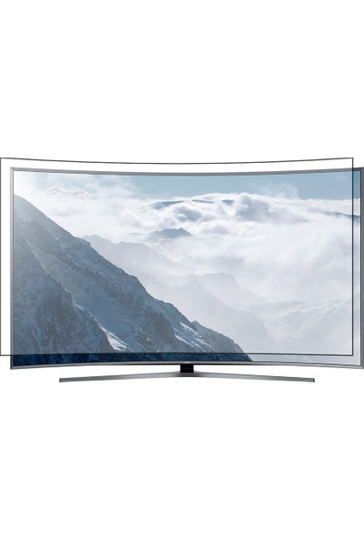 Nunamax Samsung 65Ks9500 Uyumlu Curved Tv Ekran Koruyucu