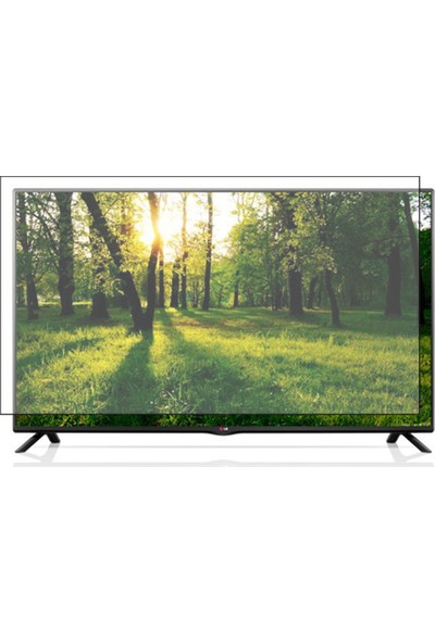 """Lg 49 """" 124 Ekran Evrensel Universal Televizyon Ekran Koruyucu"""