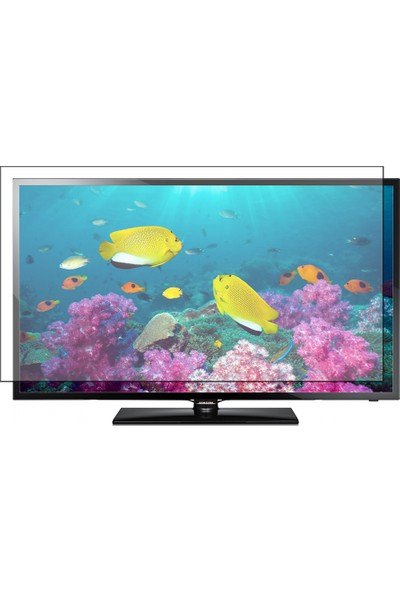 "Samsung 102 Ekran 40"" Evrensel Universal Televizyon Ekran Koruyucu"