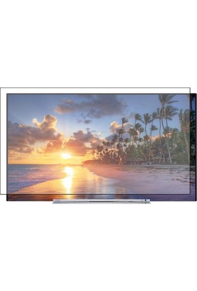 "Toshiba 49 "" 124 Ekran Evrensel Universal Televizyon Ekran Koruyucu"