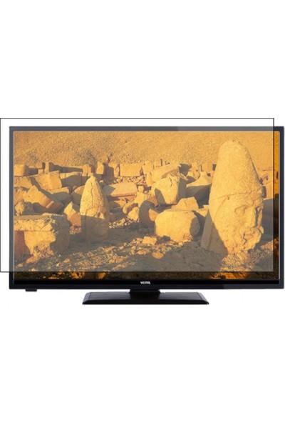 """Vestel 49 """" 124 Ekran Evrensel Universal Televizyon Ekran Koruyucu"""
