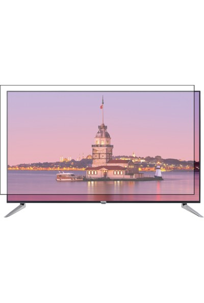 """Vestel 58 """" 147 Ekran Evrensel Universal Televizyon Ekran Koruyucu"""
