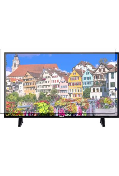 """Vestel 127 Ekran 50"""" Evrensel Universal Televizyon Ekran Koruyucu"""