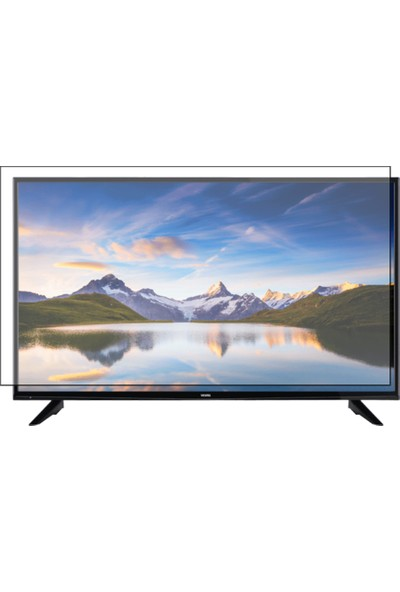 Nunamax Vestel 50Fd7300 Uyumlu Tv Ekran Koruyucu