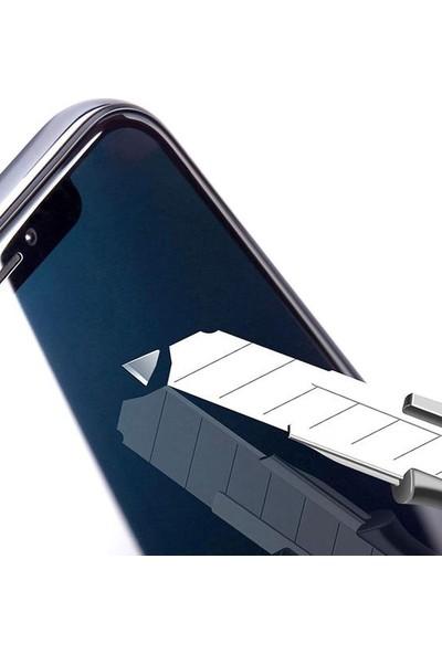 Aktif Aksesuar Apple iPhone X/Xs 10D Full Kaplayan Curved Temperli Ekran Koruyucu