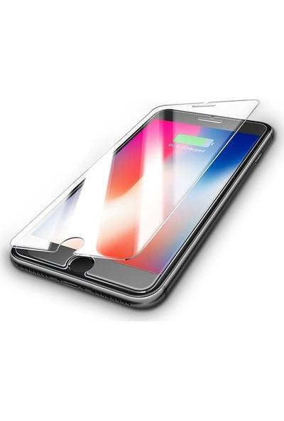 Joyroom Knight Serisi Apple iPhone 7 Plus / 8 Plus Kırılmaz Cam Ekran Koruyucu Arka Nano Koruma