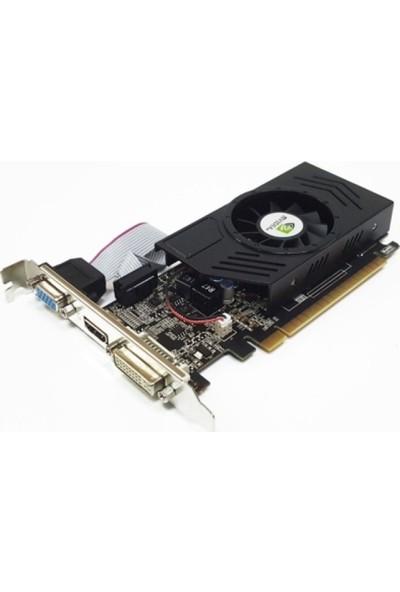 Quadro Nvidia GT 730 2GB 128Bit DDR3 (DX11) PCI-E x16 Ekran Kartı GT730-2GD3L