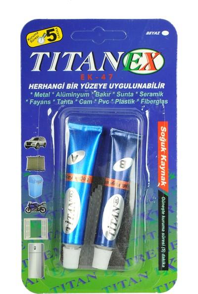 Titan Ultra Güçlü Soğuk Kaynak Beyaz